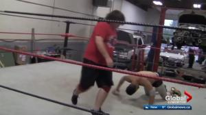 Wrestling to no longer be regulated in Edmonton